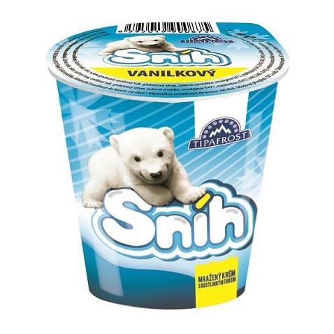 Sníh vanilkový  350ml