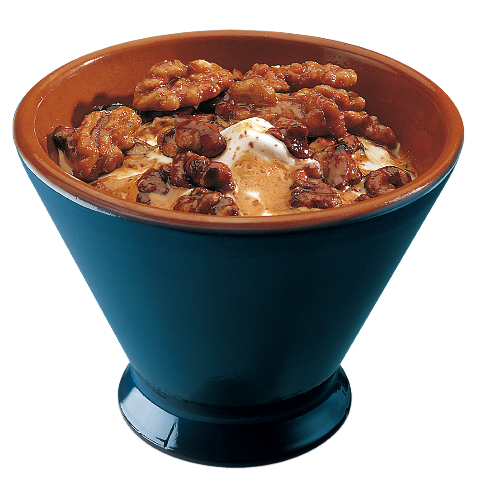 Nata nueces smetanová zmrzlina s vlašskými ořechy a mandlemi  190ml