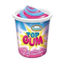 TOP GUM - s příchutí žvýkačky 150ml