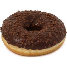Donut s čokoládovou polevou 55g