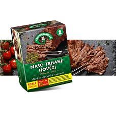 Trhané maso hovězí 800 g