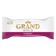 Grand Gold Cherry smet.s višňovým želé v čok. 120ml