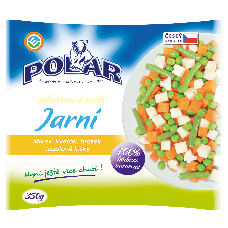 Jarní zeleninová směs Polar 350g