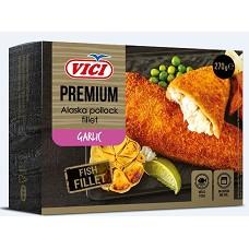 Obalované rybí porce v bylinkovo-česnekové krustě 270 g