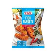 Obalované rybí nugety Hot & Spice  500g