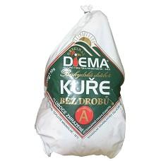 Kuře CZ bez drobů tř. jakosti A  1,4kg