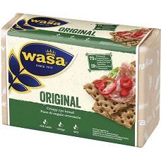 Wasa křupavé chleby originál 275g