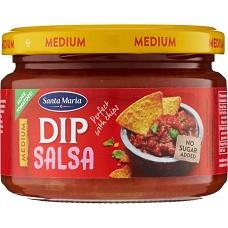 Omáčka Salsa dip 250g