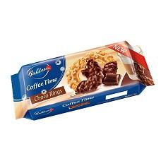 Sušenky Choco Rings 155g