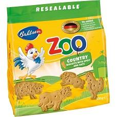 Sušenky ZOO Country 100g