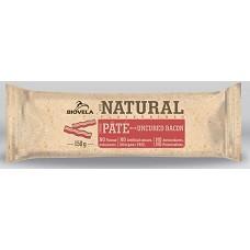 NATURAL vepřová paštika se slaninou 150 g