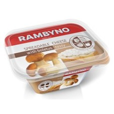 Tavený sýr s houbami 175g
