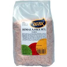 Sůl Himalájská růžová, jemná 1kg