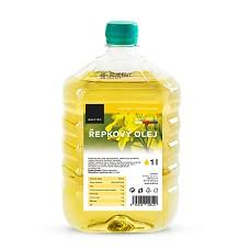 Řepkový olej 1litr