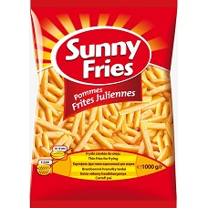 Sunny Fries Julienne 1kg